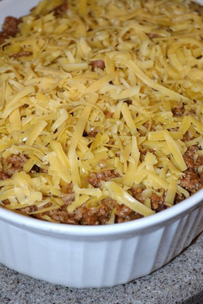 Ground Beef- Burrito Bowl