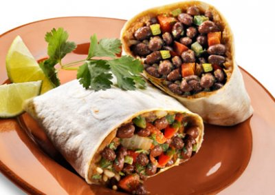 Bean & Cheese Burrito Grande