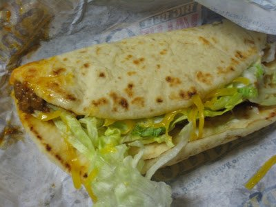 Chalupa Supreme - Steak