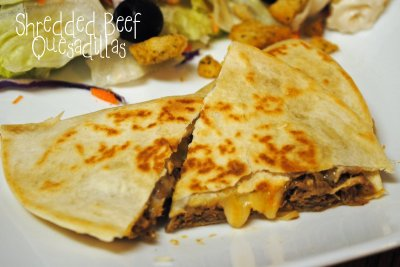 Shredded Cheese - Quesadillas