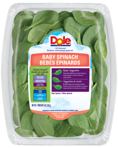 Baby Spinach Blend