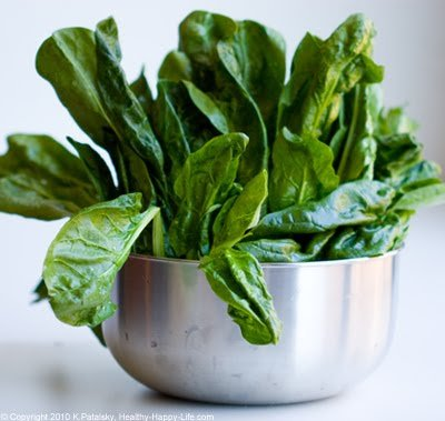 Baby Spinach, Fresh, Organic, Pre-washed