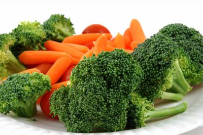 Broccoli & Carrots,