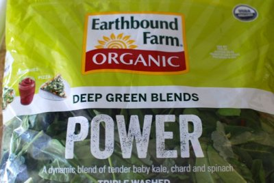 Organic Deep Green Blends