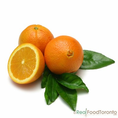 Organic, Orange, Navel, Large