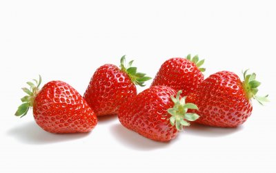 Strawberries, Fresh