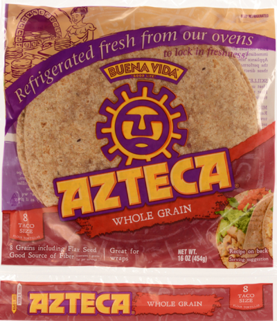 Whole Grain Tortilla (12-inch)