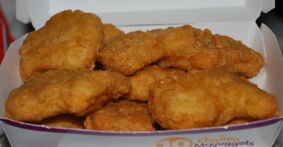 Chicken Nugget (10 pc)