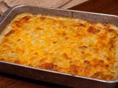 Enchilada, Ground Beef