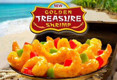 Golden Treasure Shrimp