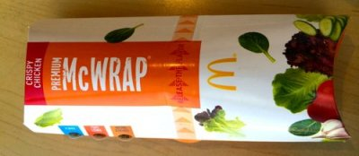 Premium McWrap Chicken & Ranch (Grilled)
