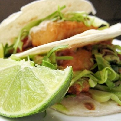 Two Original Fish Tacos