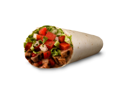 Burrito Supreme - Steak