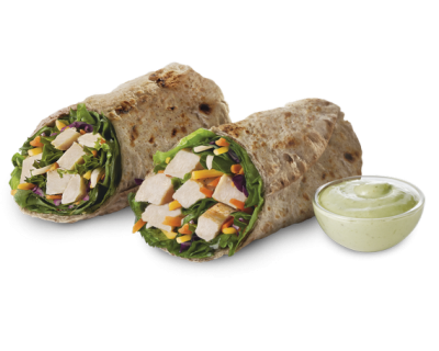 Ranch Grilled Chicken Wrap