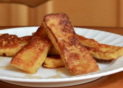 French Toast Sticks, 3 pieces