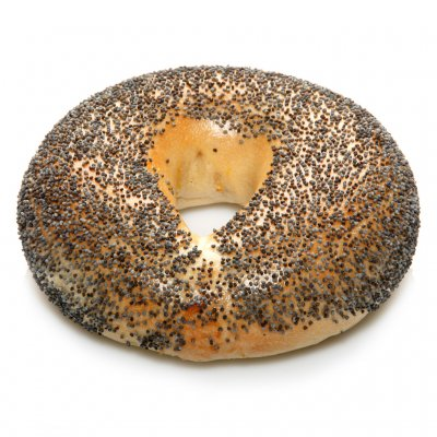 Garlic Bagel