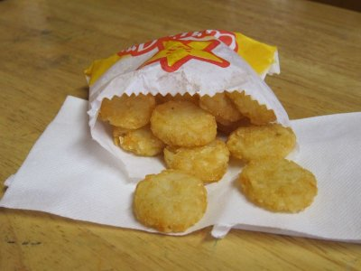 Hash Brown Nuggets (medium)