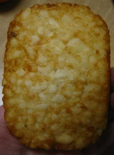 Hash Browns, Large