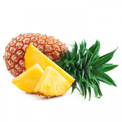 Organic, Pineapple, Large