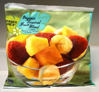 Organic Tropical Fruit Blend