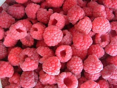 Raspberries, Frozen