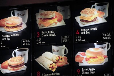 Egg McMuffin (ADB Muffin)