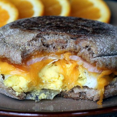 Sausage McMuffin with Egg Whites