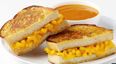 Egg and Cheese Sandwich, Wheat