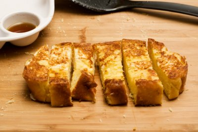 French Toast Sticks with Syrup, Small