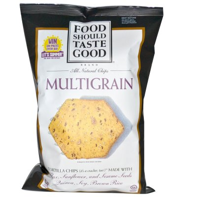 Food Should Taste Good All Natural Multigrain Chips
