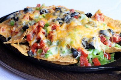 Black Olives- Nachos
