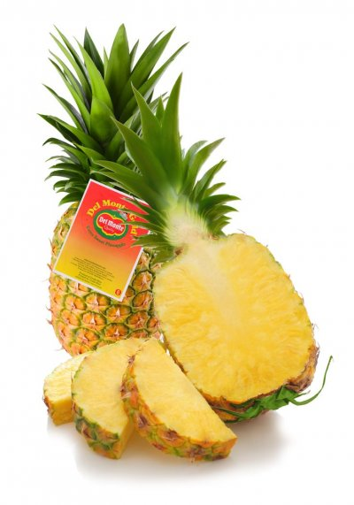 Golden Sweet Pineapple Chunks