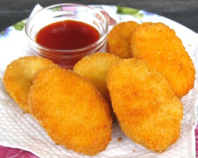 Chicken Nuggets (2 pcs)