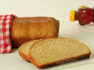 Wheat Bread 8