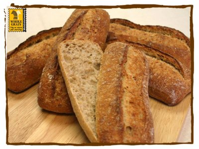 Honey Multigrain Baguette (sandwich size)