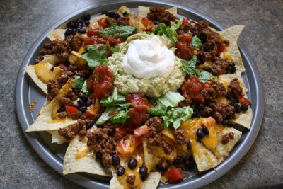 Ground Beef- Nachos