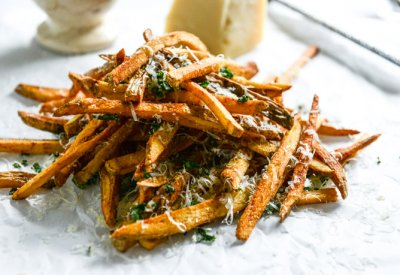 Parmesan Cheese 'n Herbs Fries-Regular