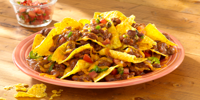 Bacon- Nachos