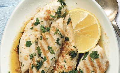 Grilled Chicken Breast Fillet