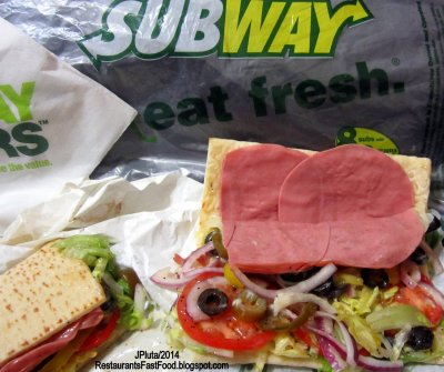 Subway Club? Meats