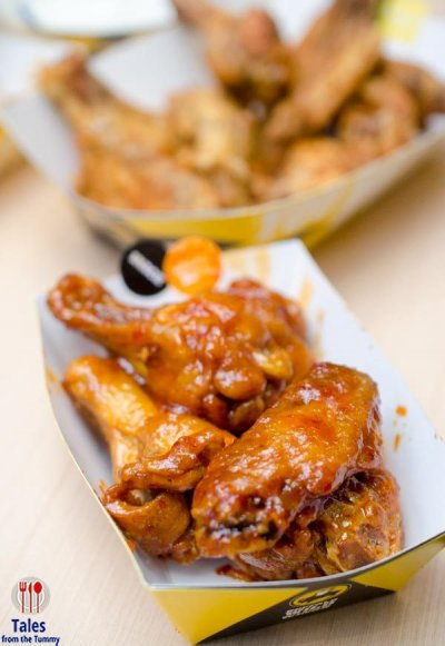 Traditional Wings-Lemon Pepper