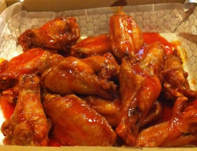 Traditional Wings-Buffalo Burnin Hot