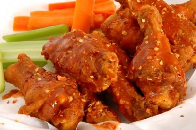 Traditional Wings-Buffalo Mild