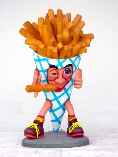 French Fries, large