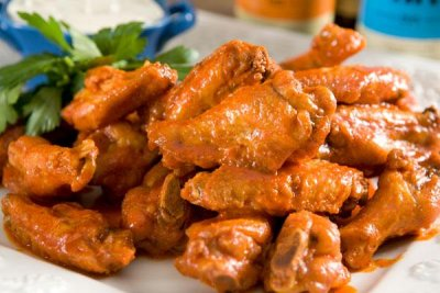 Hot _ 5 wings