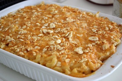 Small Macaroni and Cheese