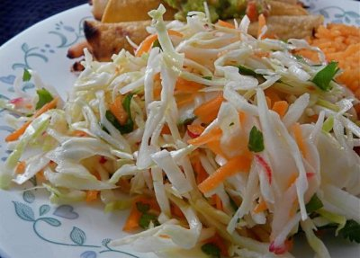 Cole Slaw, Large