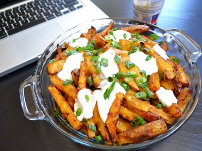 Fully Loaded Fries, small