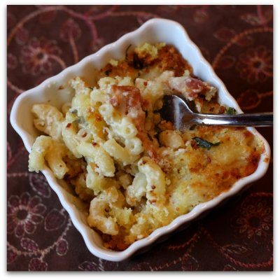 Three Cheese Mac & Cheese