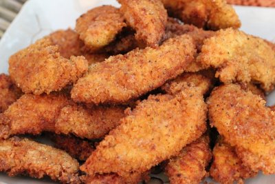 Crispy Chicken Stripz-5 piece